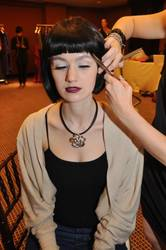 Highlight for album: Sam Mendoza Fashion Show / Pre Show -photos by Gillian Bowling